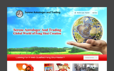 Serene Astrologer And Trading