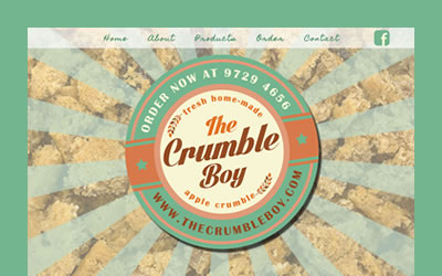 The Crumble Boy